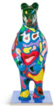 Bear: Superdoop Trouser - Artist: Jim Stoten - Sponsor: Tesco Convenience Area 713