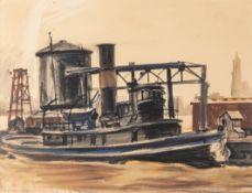 REGINALD MARSH (AMERICAN 1898-1954)