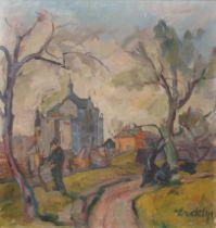 ADALBERT ERDELYI (UKRAINIAN 1891-1955)