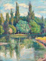 JEAN PESKE (POLISH-FRENCH 1870-1949)
