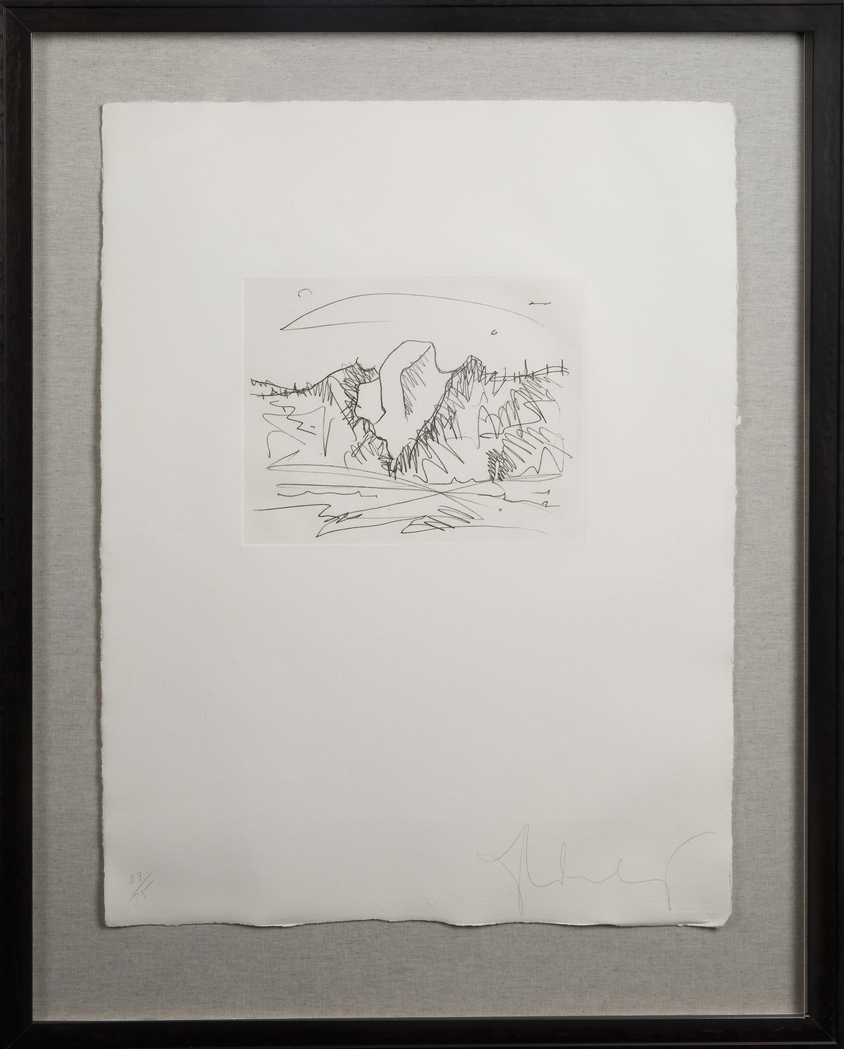 CLAES OLDENBURG (SWEDISH-AMERICAN B. 1929) - Image 2 of 5