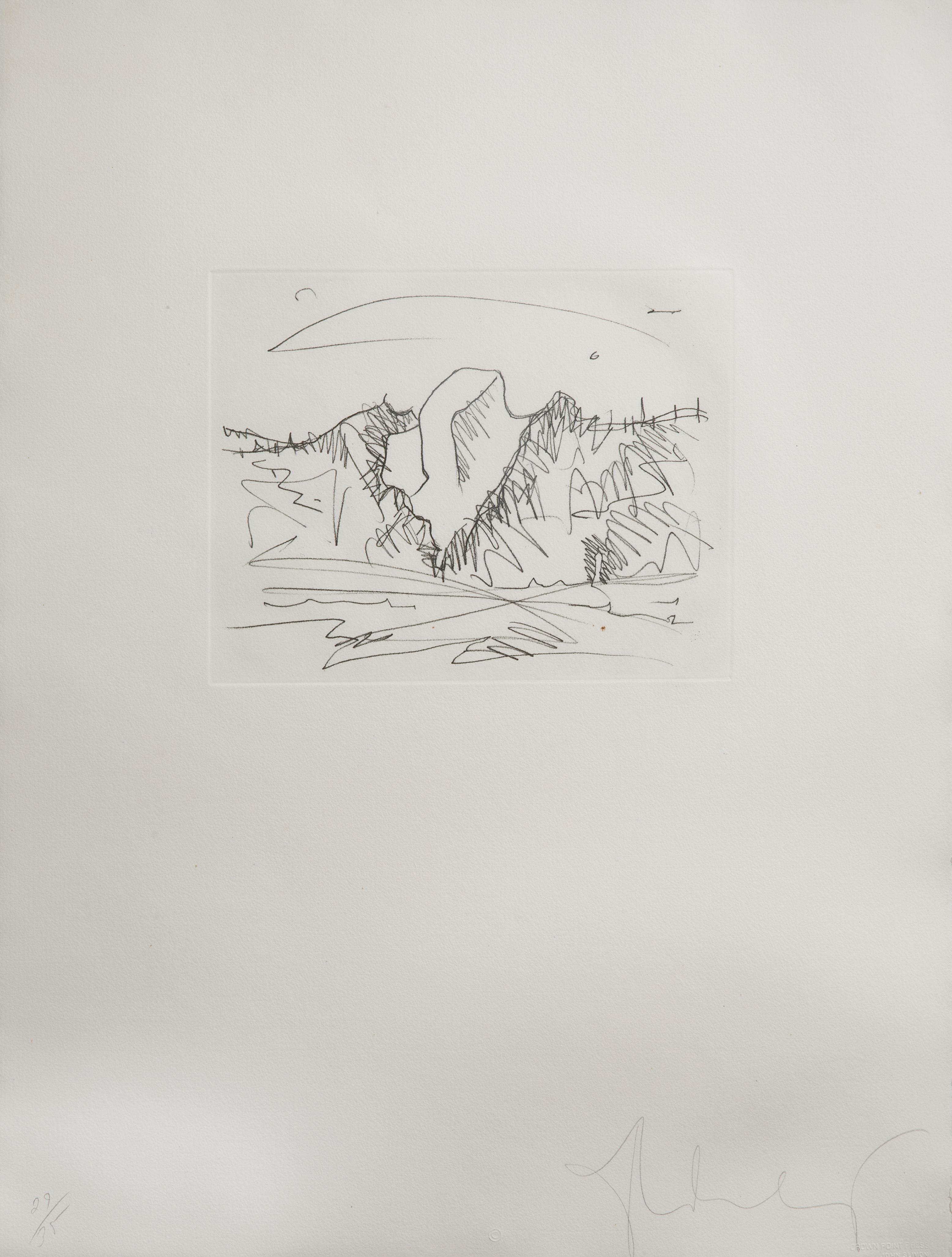 CLAES OLDENBURG (SWEDISH-AMERICAN B. 1929)