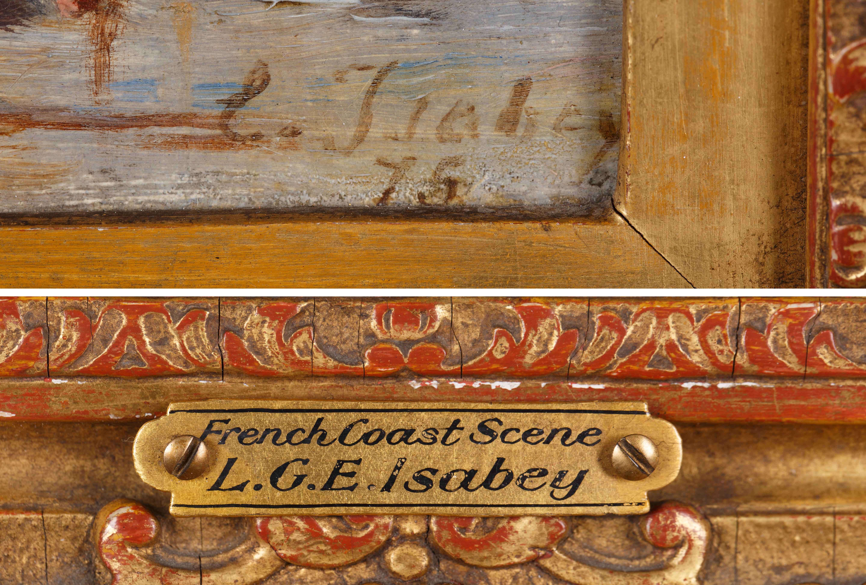EUGENE ISABEY (FRENCH 1803-1886) - Image 3 of 6