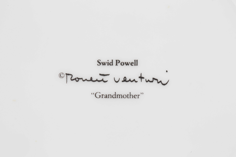 1980S ROBERT VENTURI 31-PIECE 'GRANDMOTHER' PORCELAIN SERVICE - Image 16 of 19