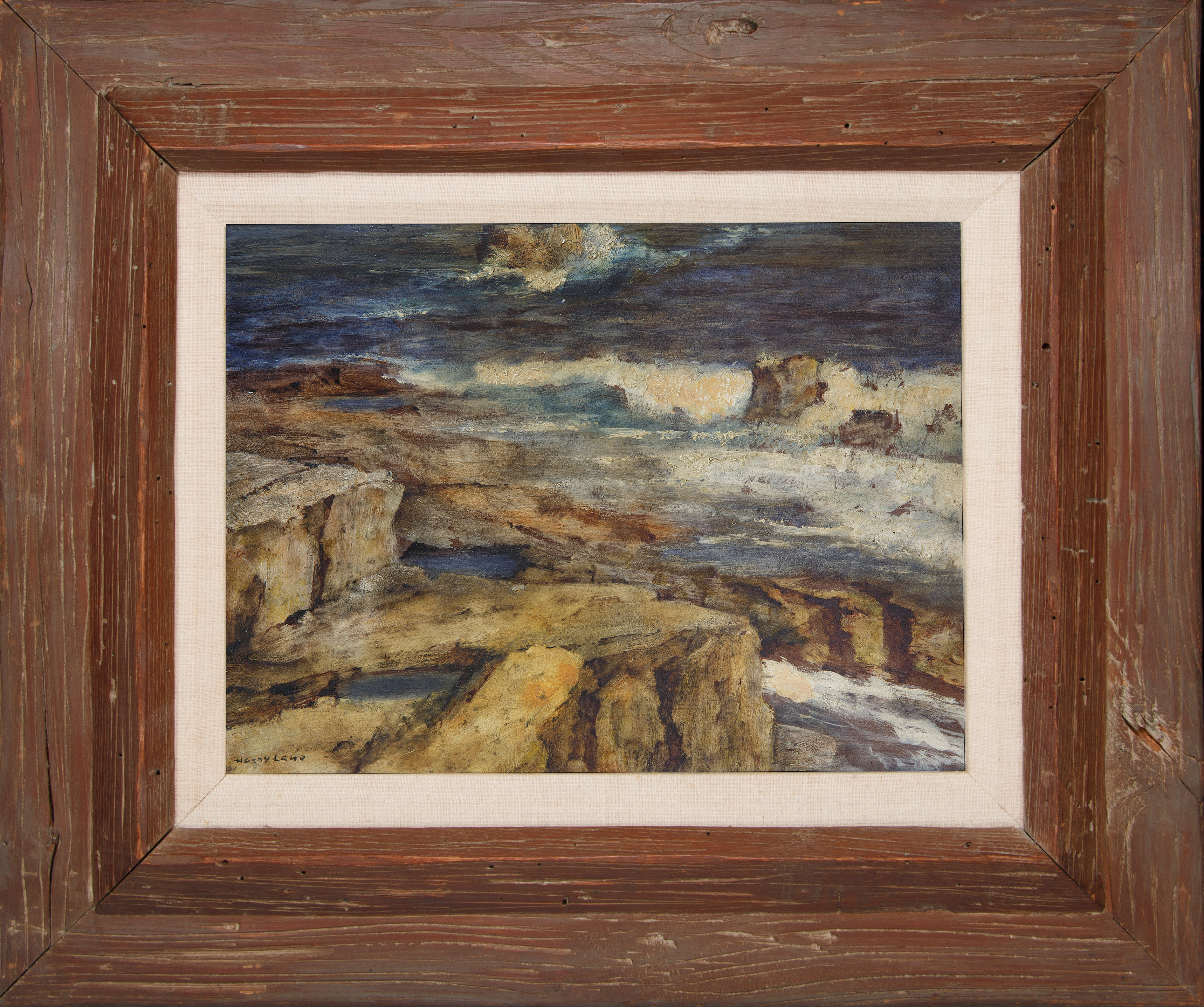 HARRY LANE (AMERICAN 1891-1973) - Image 2 of 5
