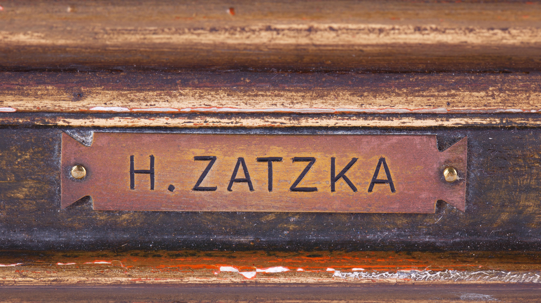 HANS ZATZKA (AUSTRIAN 1859-1945) - Image 4 of 7