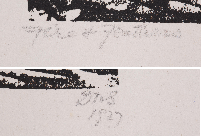 DOROTHY NEWKIRK STEWART (AMERICAN 1891-1995) - Image 4 of 5