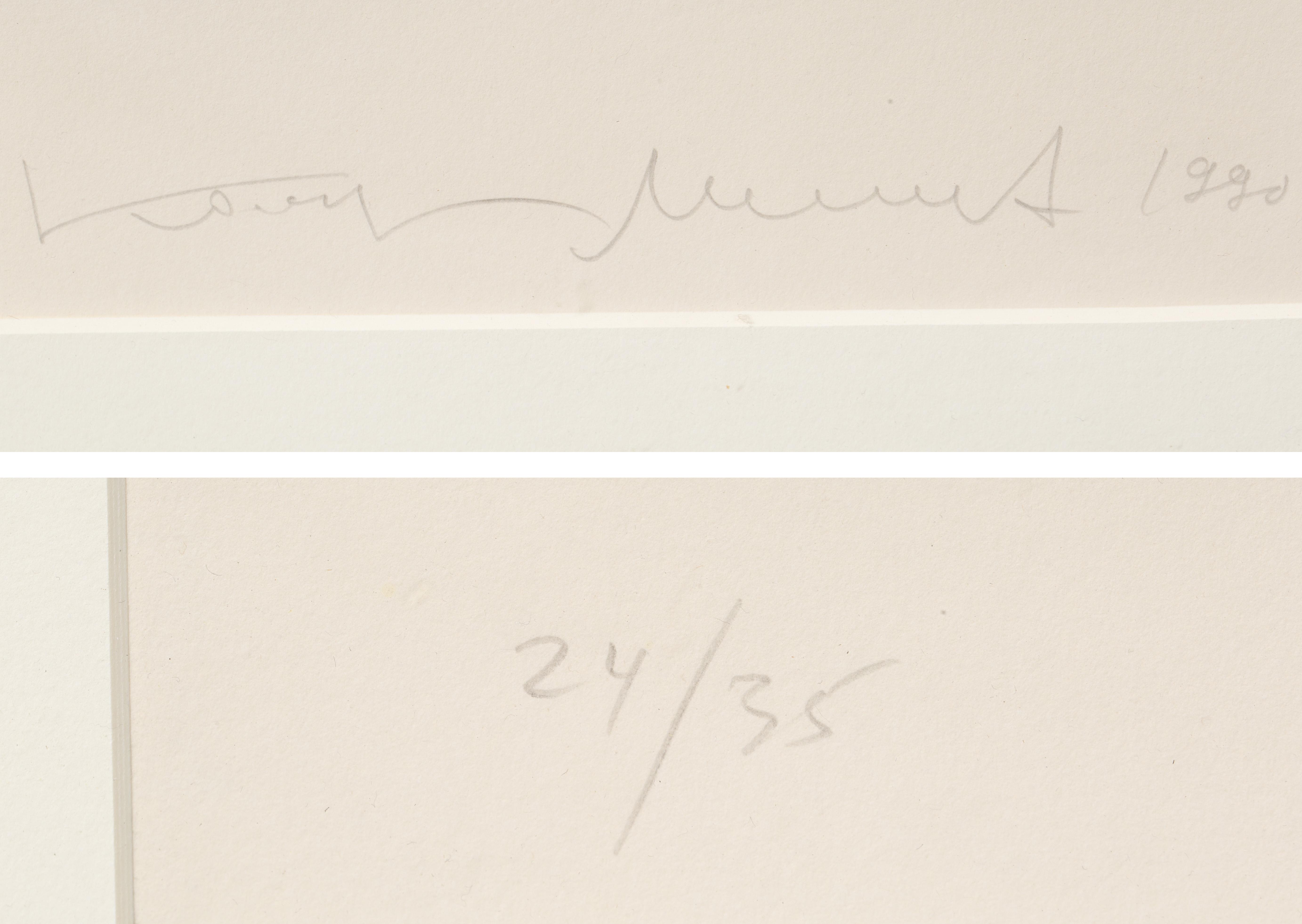 KOMAR AND MELAMID [VITALY KOMAR (RUSSIAN B. 1943) AND ALEXANDER MELAMID (B. 1945)] - Image 3 of 4