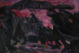 BORIS ANISFELD (RUSSIAN 1878-1973)