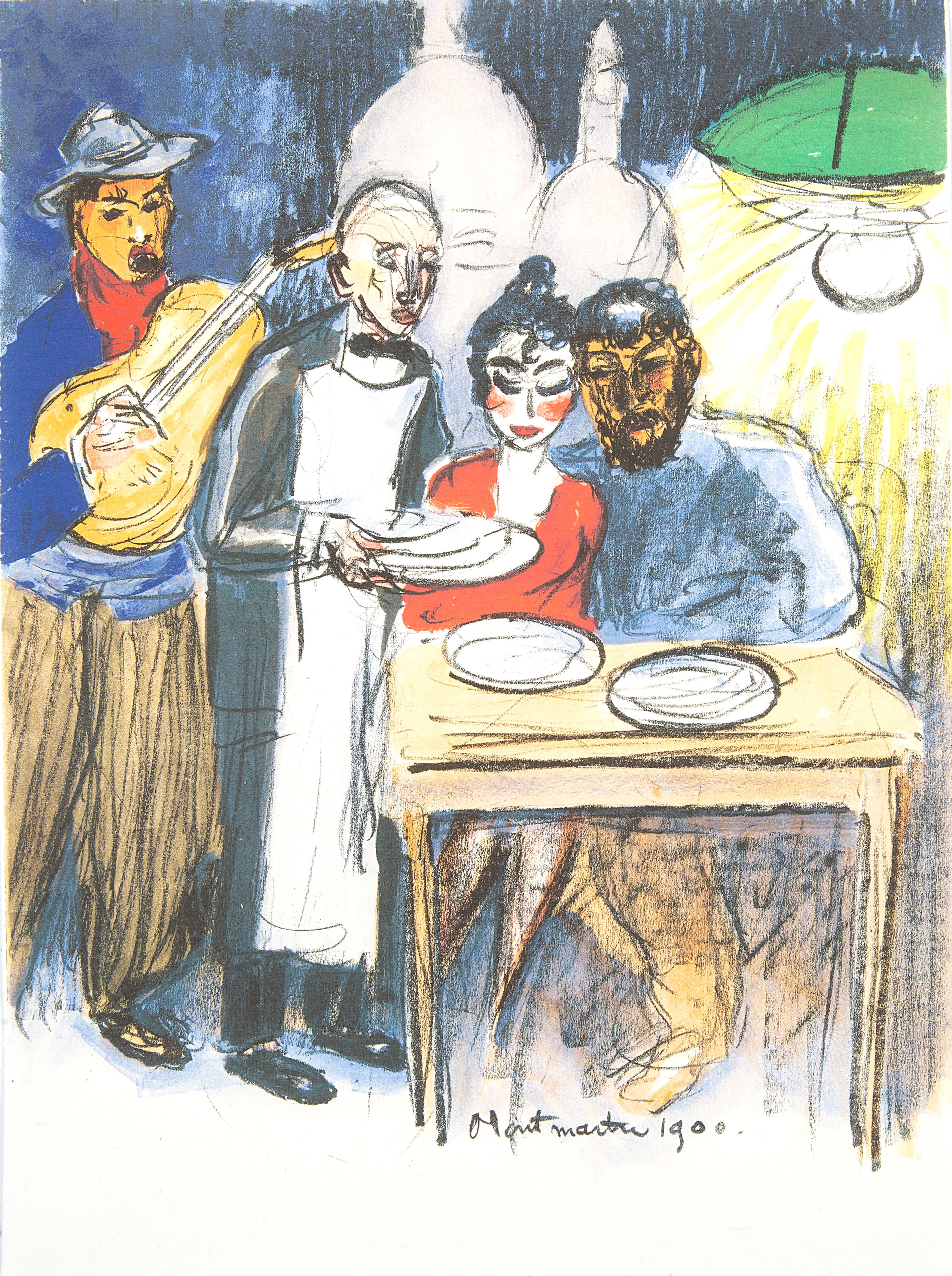 KEES VAN DONGEN (DUTCH-FRENCH 1887-1968) - Image 3 of 4