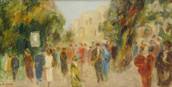 GABRIEL SPAT (AMERICAN 1890-1967)