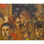 ALVIN HOLLINGSWORTH (AMERICAN 1928-2000)