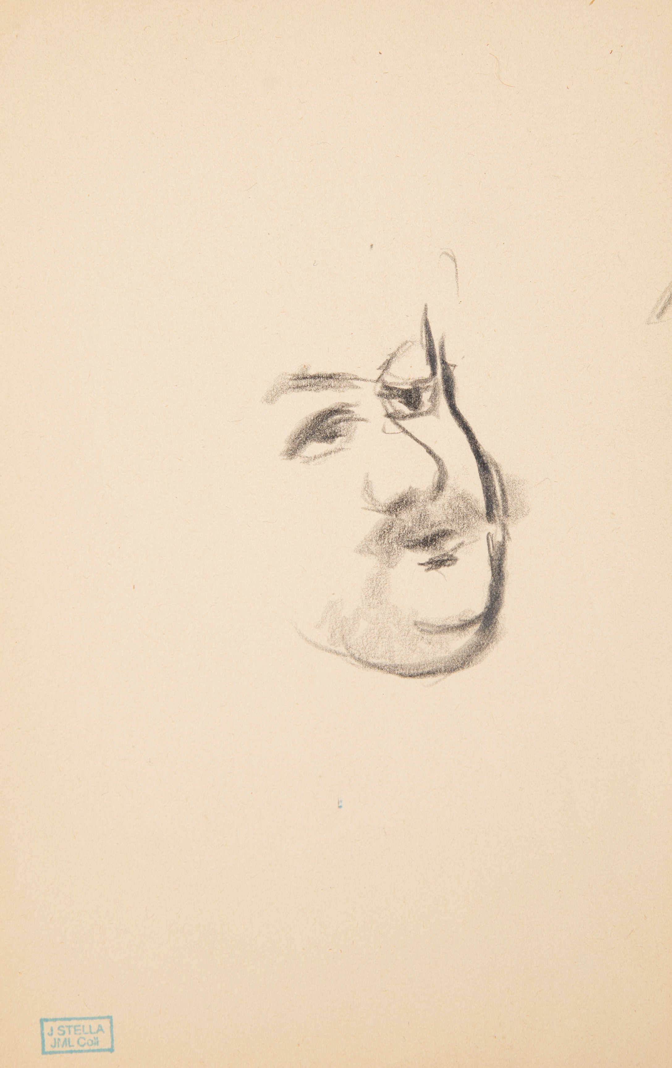 A GROUP OF FOUR DRAWINGS BY JOSEPH STELLA (AMERICAN 1877-1946) - Image 3 of 7