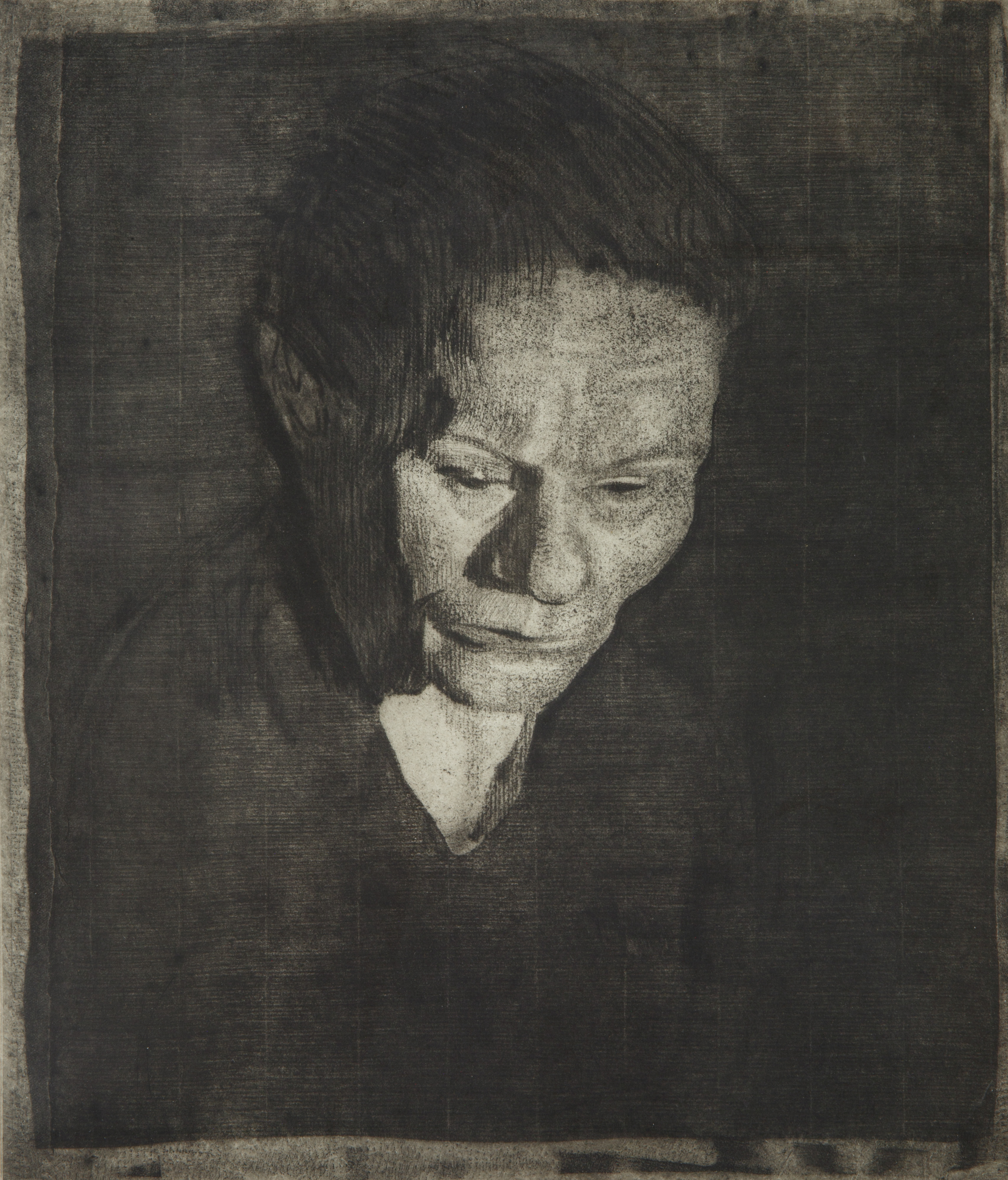 KATHE KOLLWITZ (GERMAN 1867-1945)
