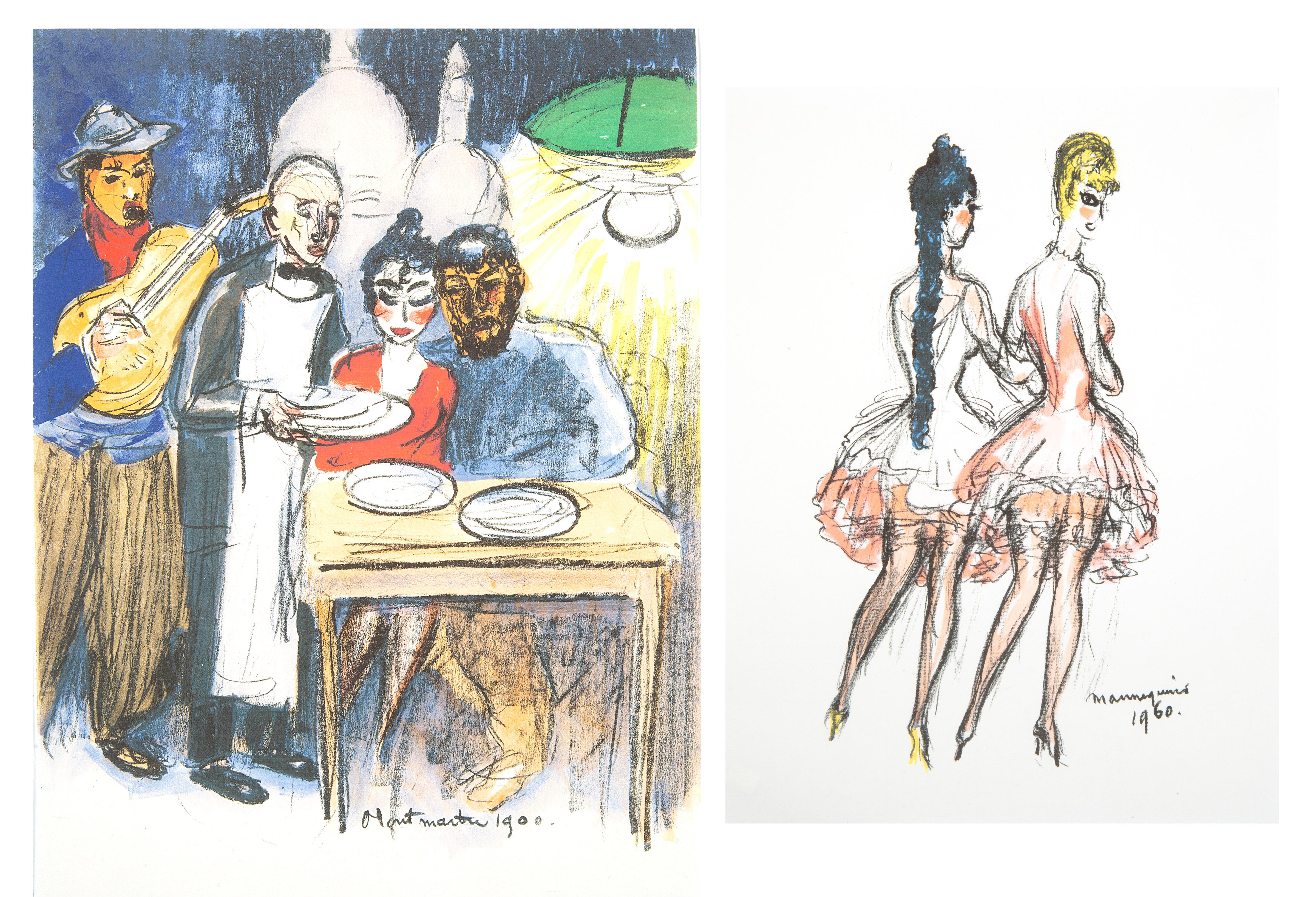 KEES VAN DONGEN (DUTCH-FRENCH 1887-1968) - Image 2 of 4