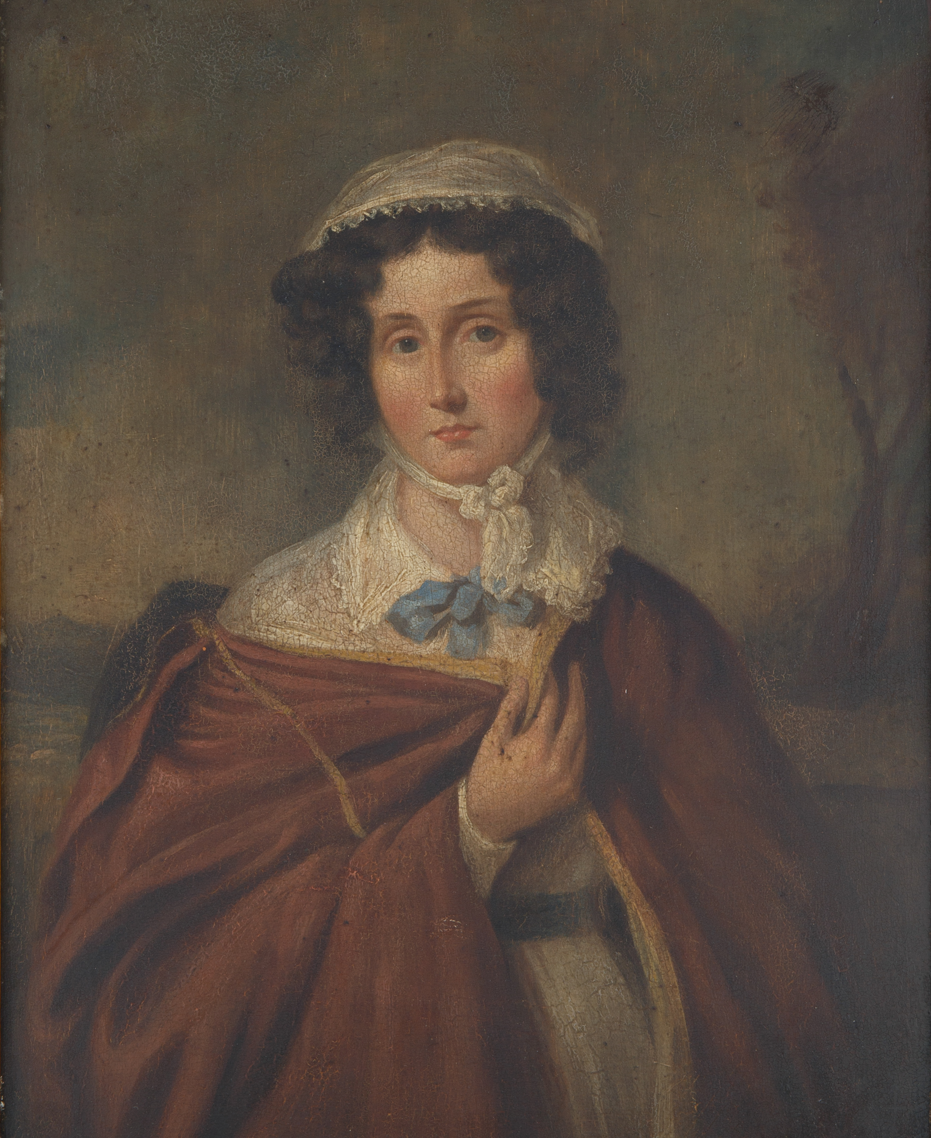 19TH CENTURY WEDDING PORTRAITS BY AMERICAN ARTISTS - Image 3 of 8