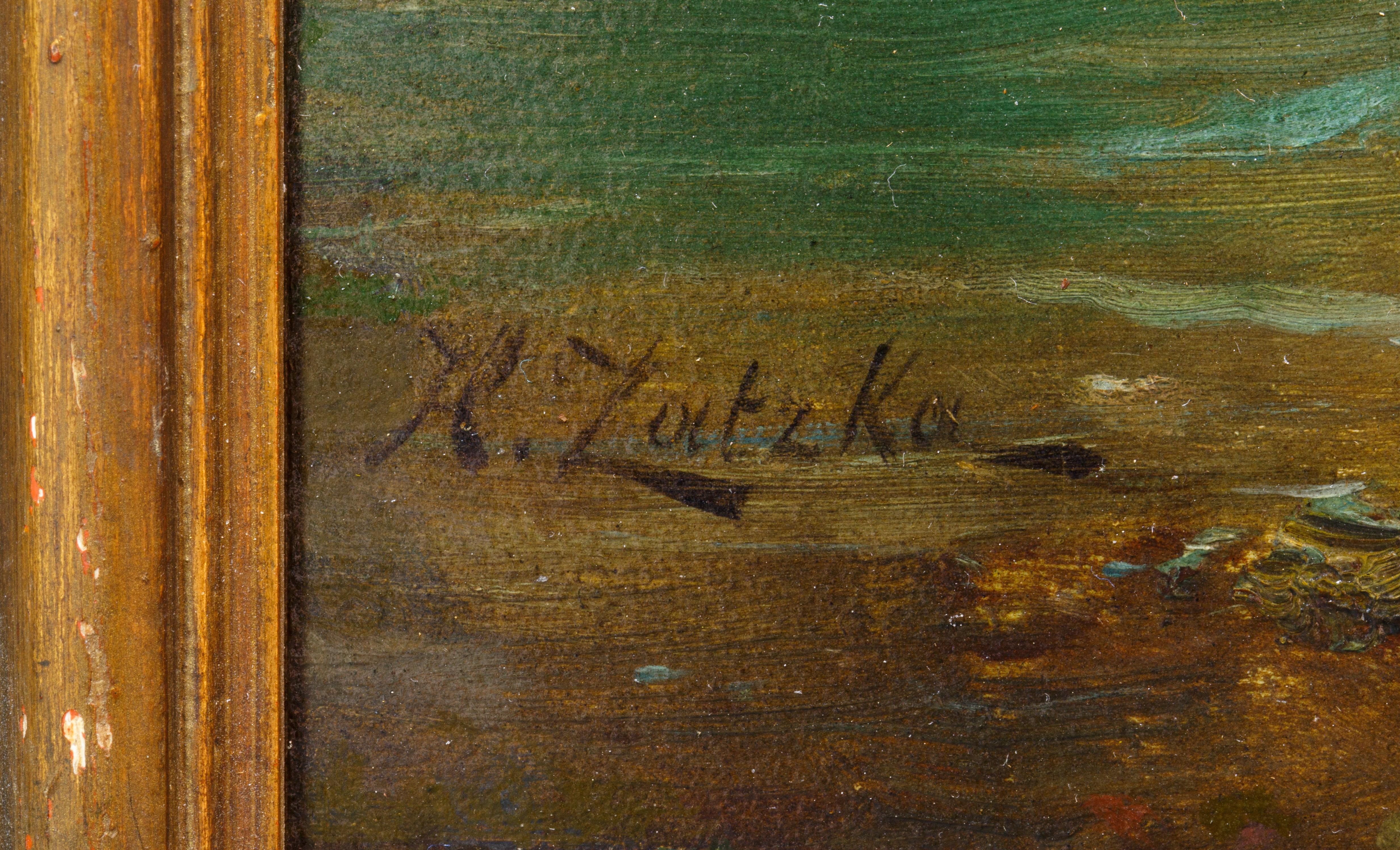 HANS ZATZKA (AUSTRIAN 1859-1945) - Image 3 of 7