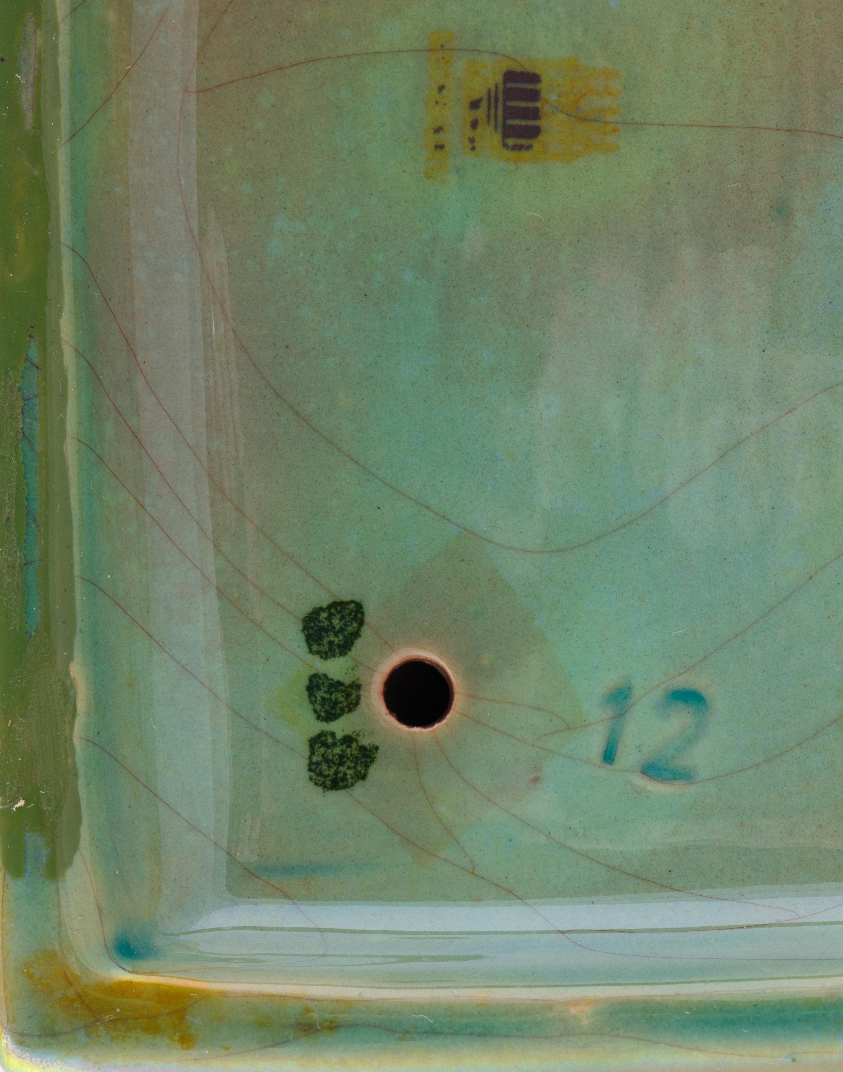 THREE ZSOLNAY EOSIN-GLAZED FIGURINES - Image 11 of 15