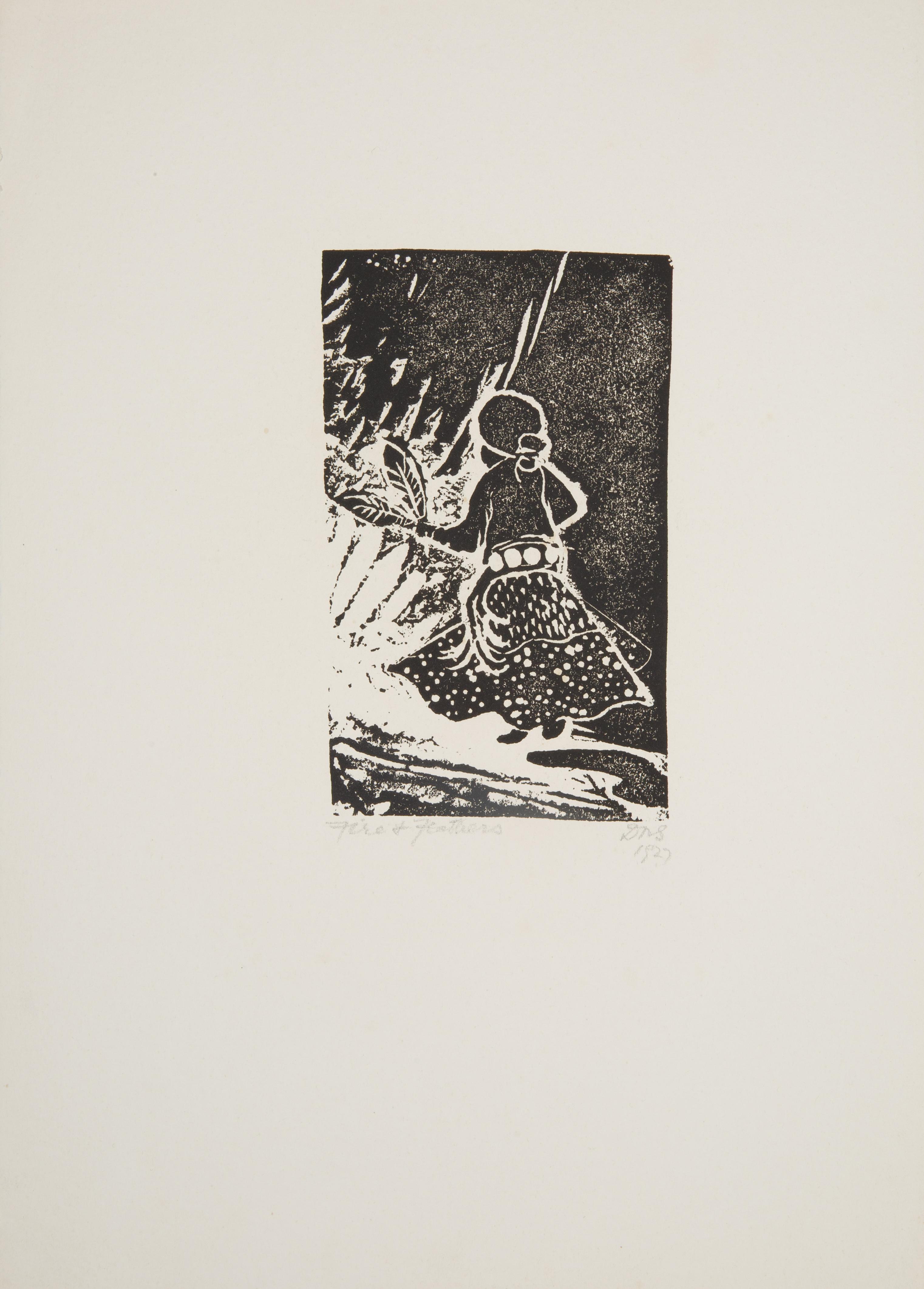 DOROTHY NEWKIRK STEWART (AMERICAN 1891-1995) - Image 3 of 5