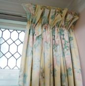 PAIR OF BAKERS OF LONDON CURTAINS