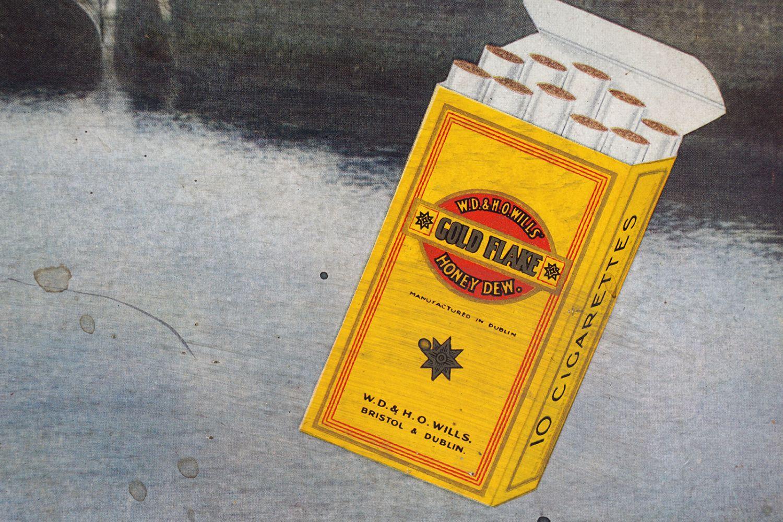 GOLD FLAKE ORIGINAL POSTER - Image 3 of 4