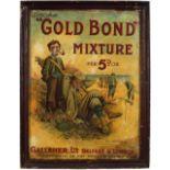 GOLD BOND ORIGINAL POSTER