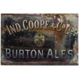 IND, COOPE & CO. LTD BURTON ALES MIRROR