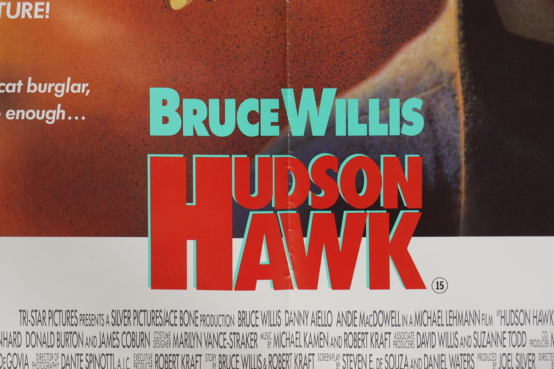 HUDSON HAWK - Image 3 of 3