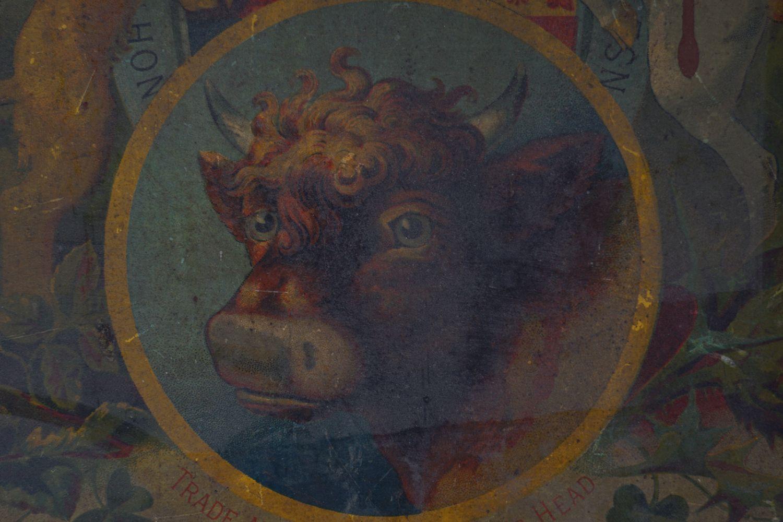 ORIGINAL COLMAN'S MUSTARD POSTER - Image 3 of 5