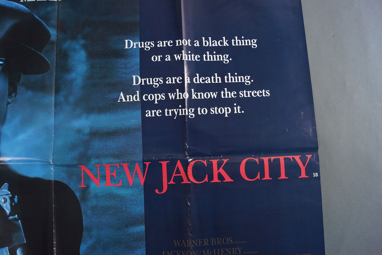 NEW JACK CITY - Image 2 of 2