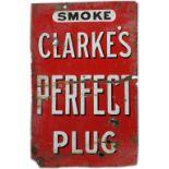 SMOKE CLARKE'S PERFECT PLUG