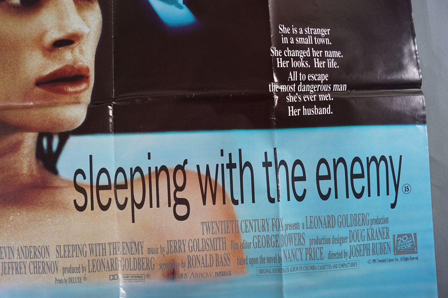 SLEEPING WITH THE ENEMY - Image 2 of 2