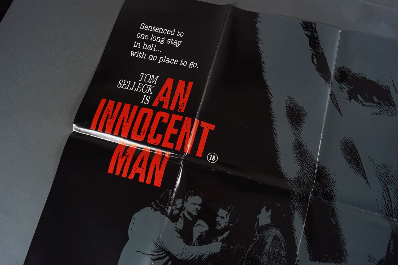 AN INNOCENT MAN - Image 2 of 2