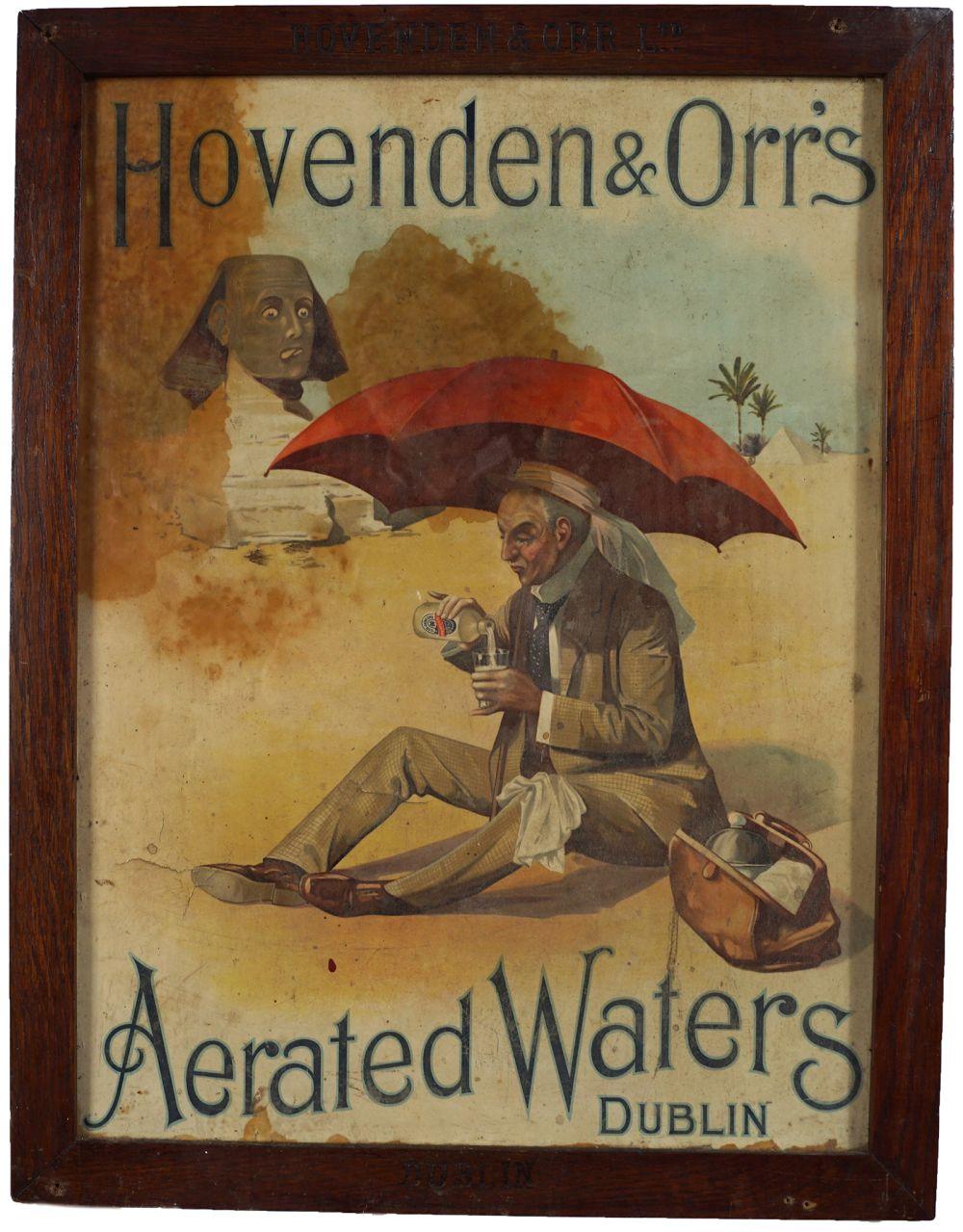 HOVENDEN & ORR'S ORIGINAL POSTER