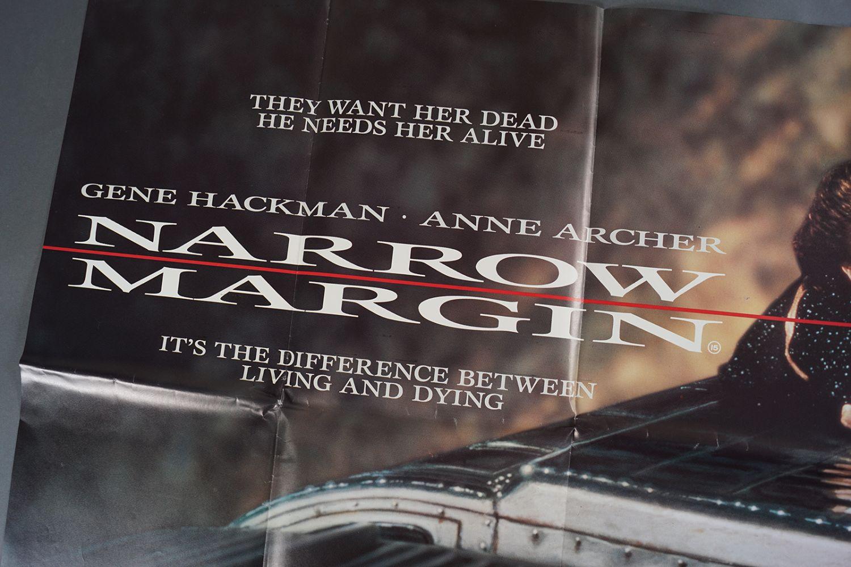 NARROW MARGINS - Image 2 of 2