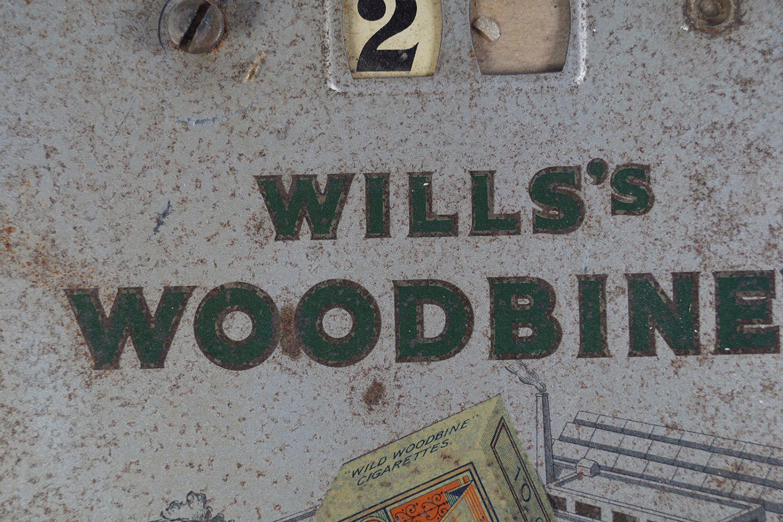 WILLS'S WOODBINES CALENDAR - Image 2 of 4
