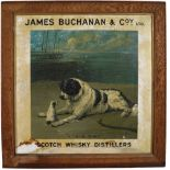 JAMES BUCHANAN ORIGINAL POSTER