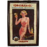 CORCORAN & CO. CARLOW ORIGINAL POSTER