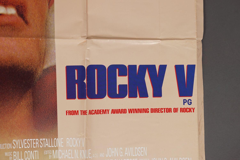 ROCKY V - Image 3 of 3