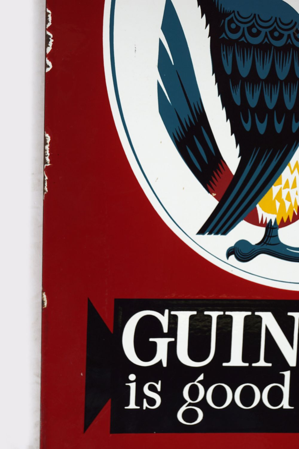 GUINNESS IS GOOD FOR YOU ORIGINAL SIGN - Image 5 of 5