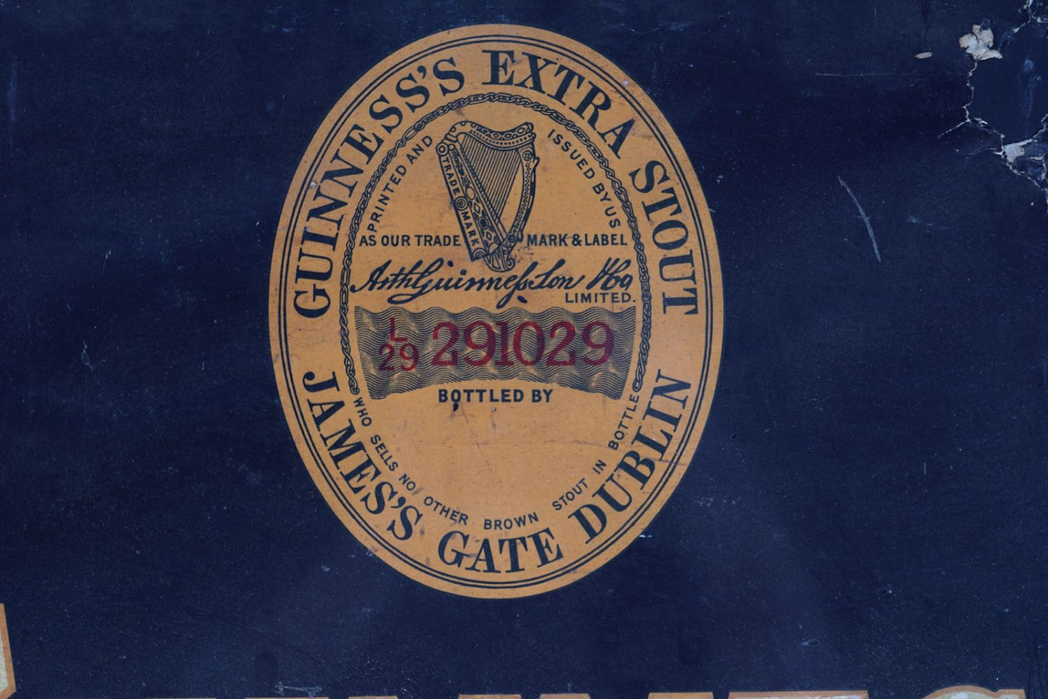 GUINNESS IS GOOD FOR YOU ORIGINAL POSTER - Image 2 of 5