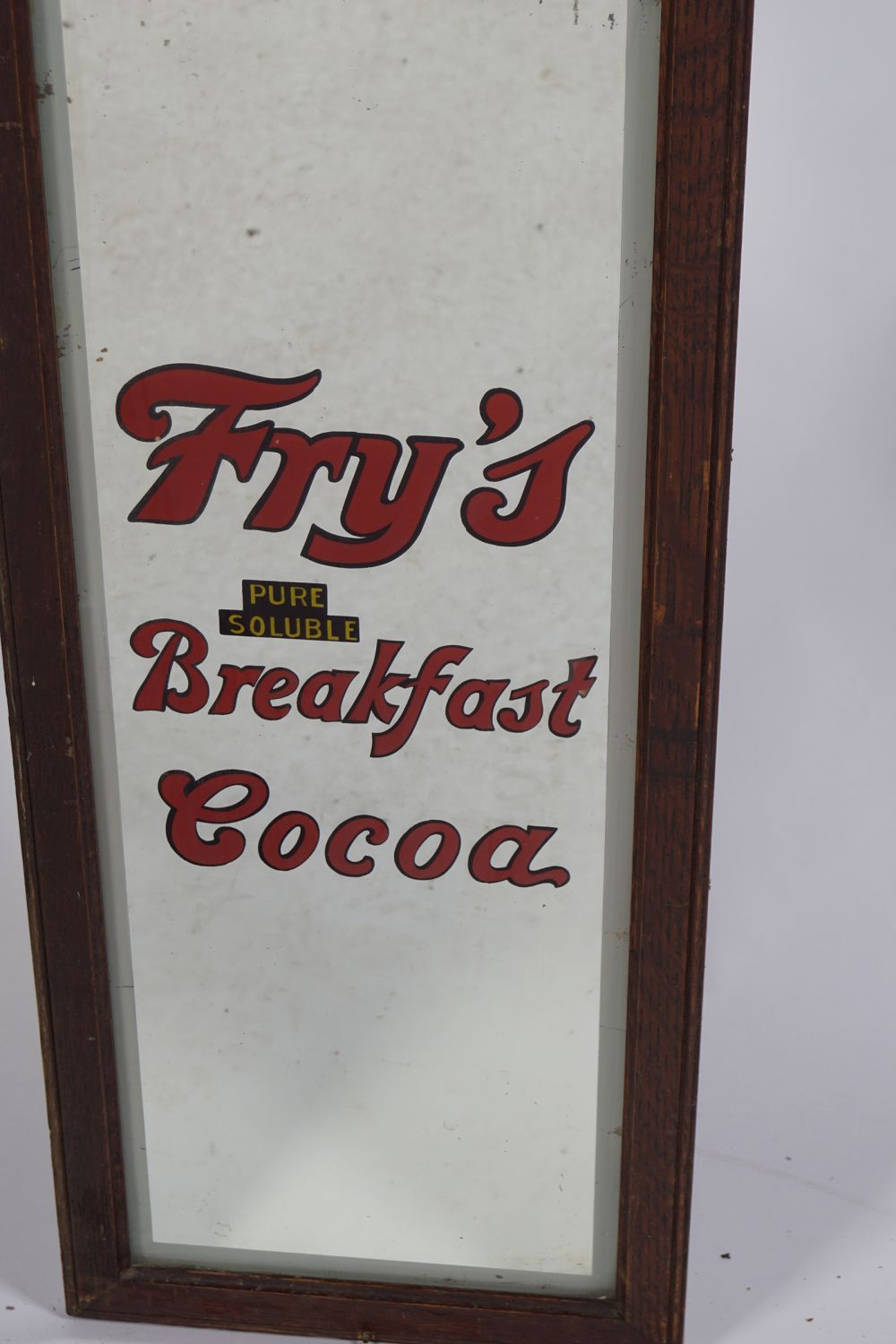 FRY'S PURE SOLUBLE BREAKFAST COCOA MIRROR - Image 2 of 2