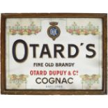OTARD'S FINE OLD BRANDY VINTAGE POSTER
