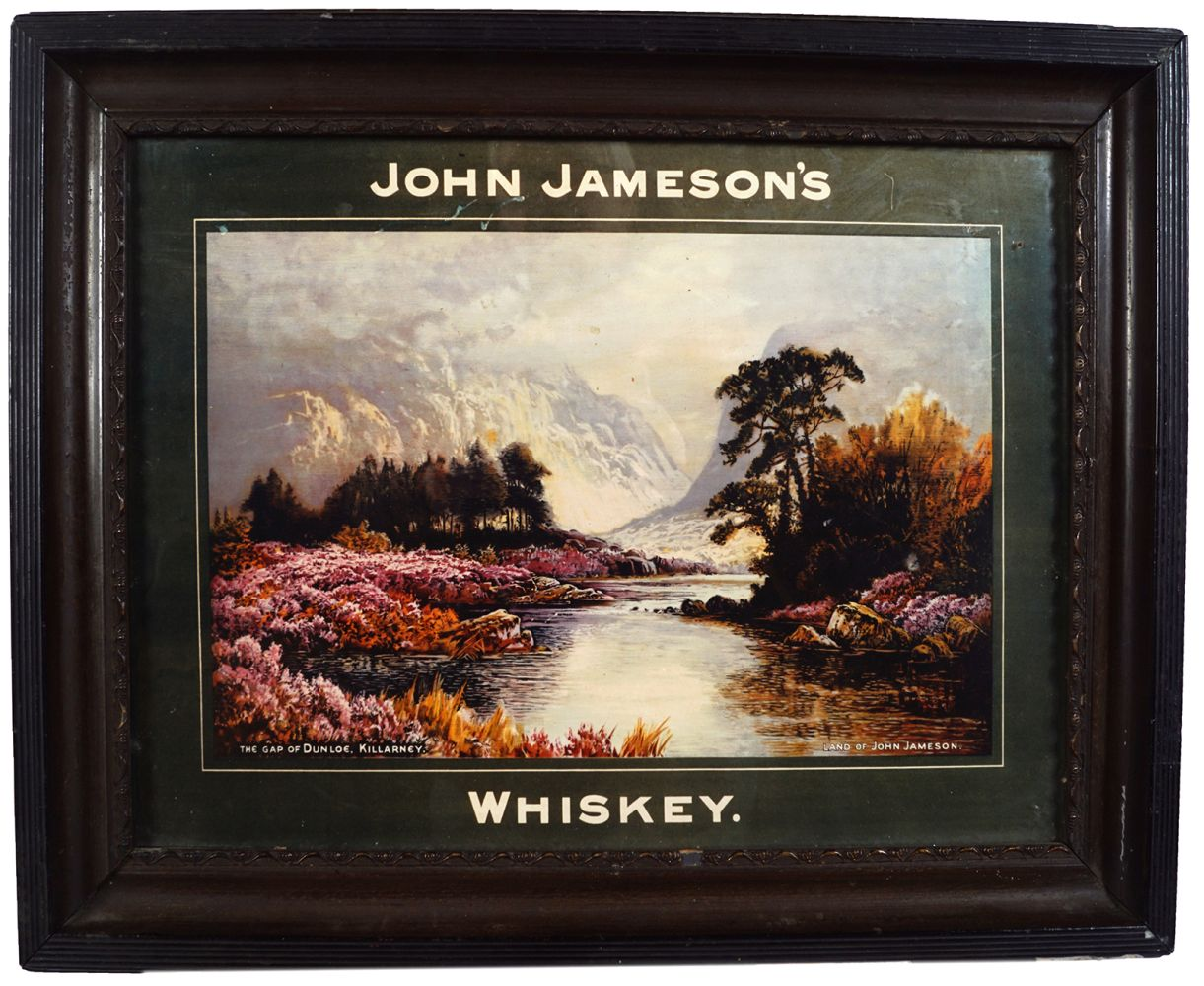 JOHN JAMESON'S WHISKEY