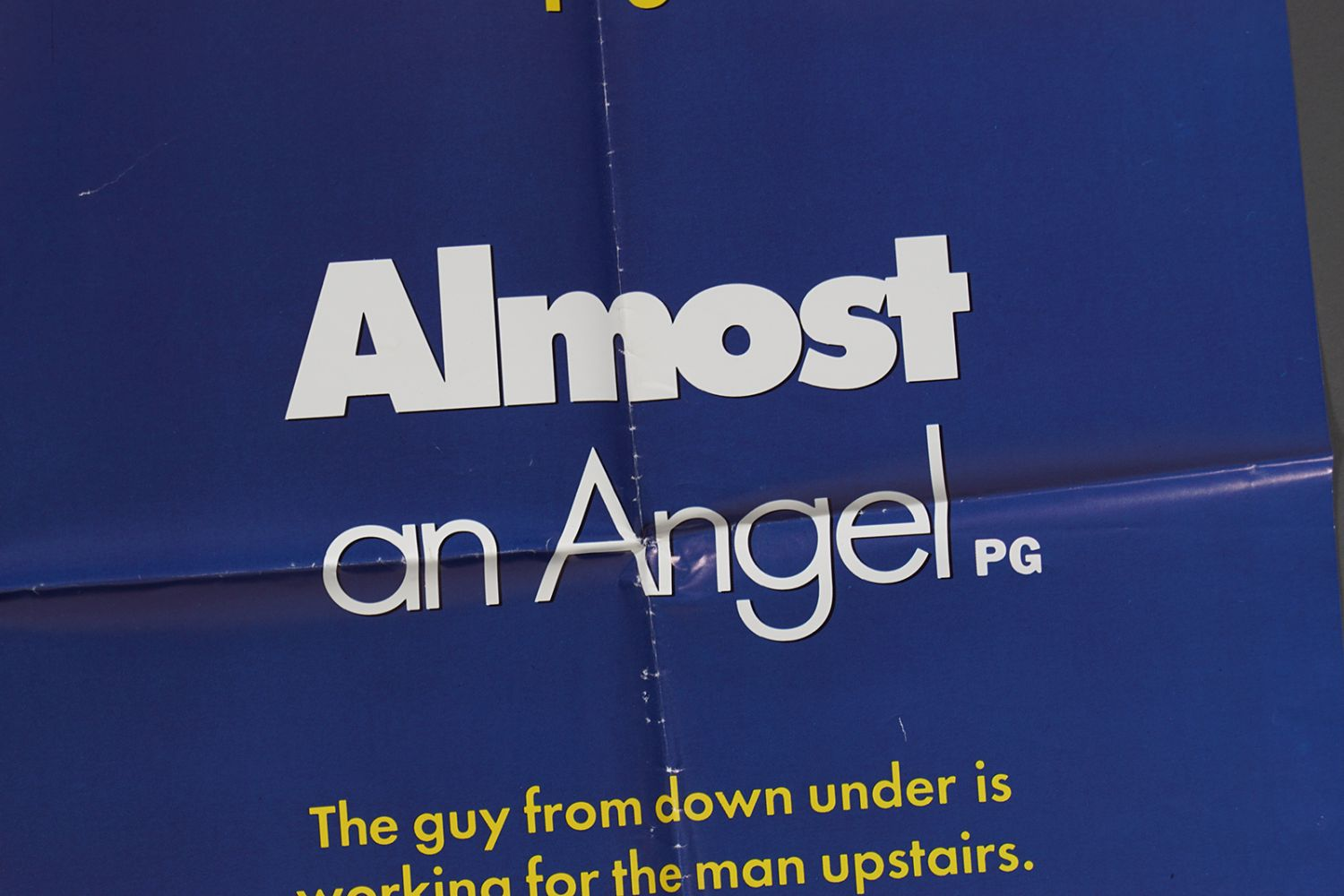 ALMOST AN ANGEL - Image 3 of 3