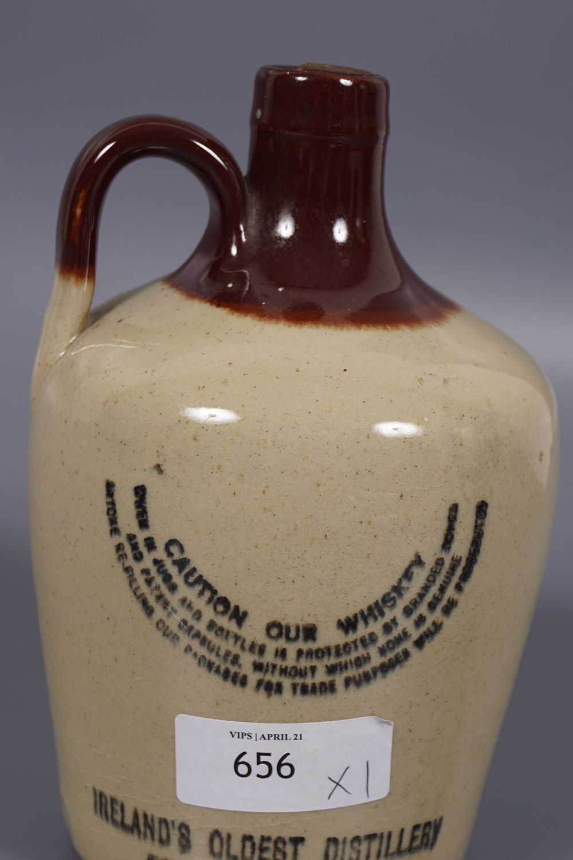 LOCKE'S KILBEGGAN IRISH WHISKEY EARTHENWARE JAR - Image 3 of 3