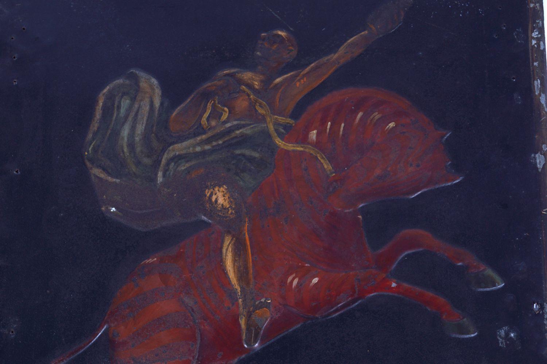CINZANO VERMOUTH SIGN - Image 2 of 4