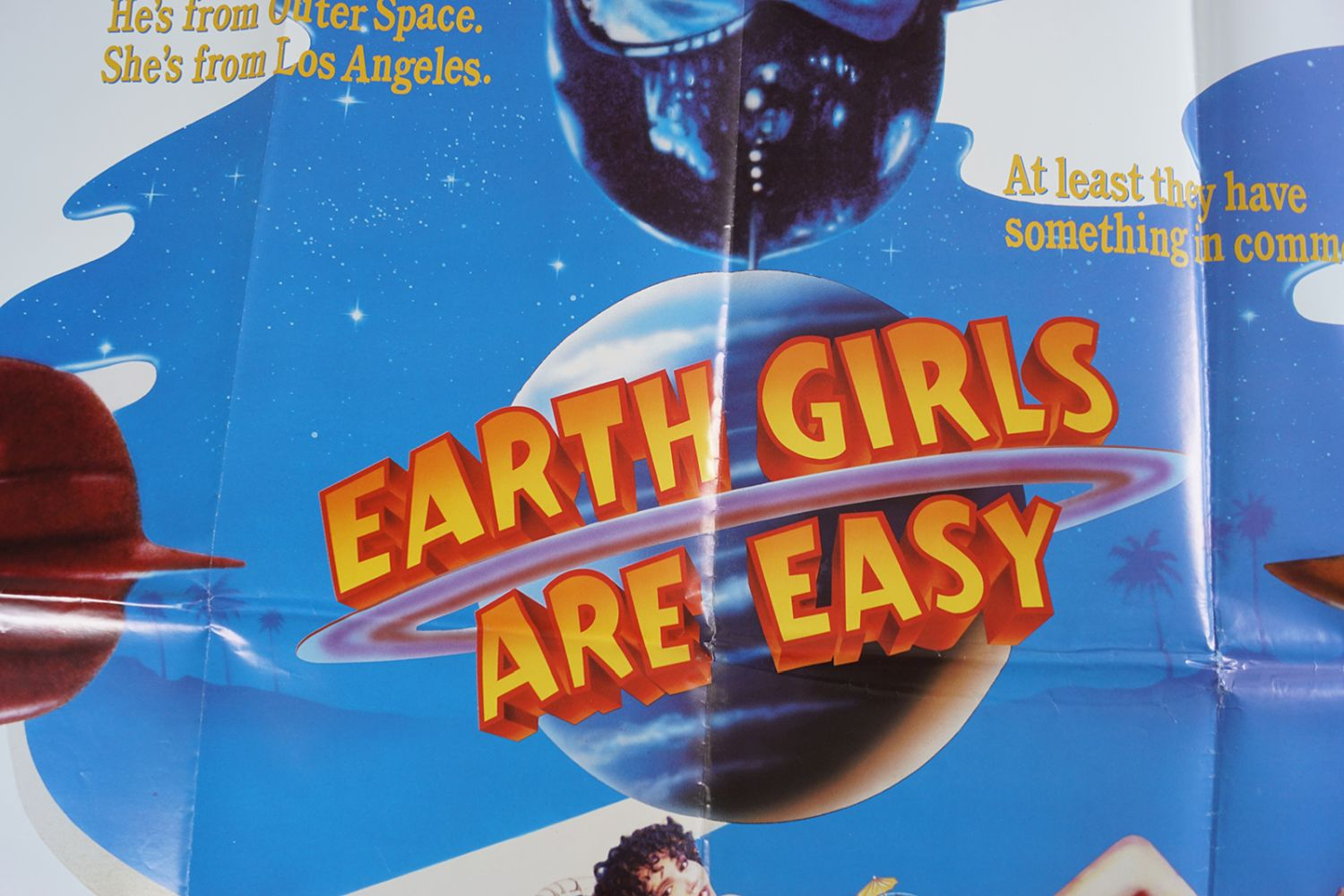 EARTH GIRLS ARE EASY - Image 2 of 2