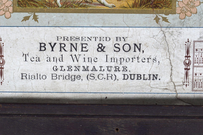 BYRNE & SON CALENDAR - Image 4 of 7