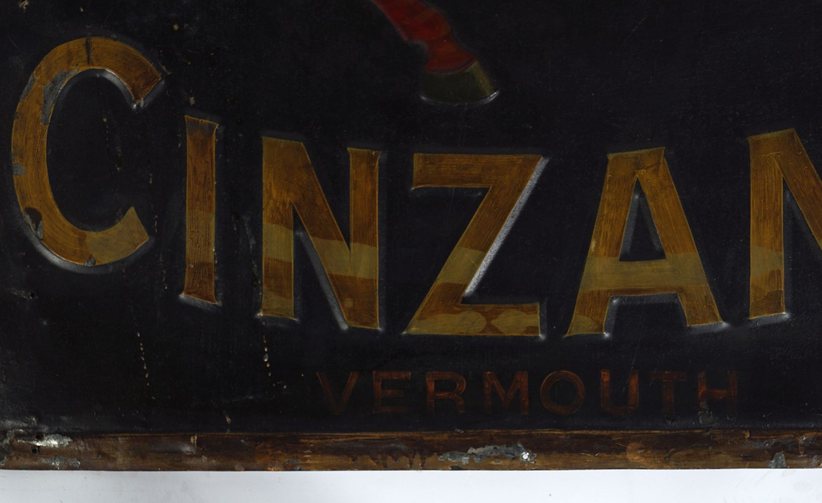 CINZANO VERMOUTH SIGN - Image 3 of 4